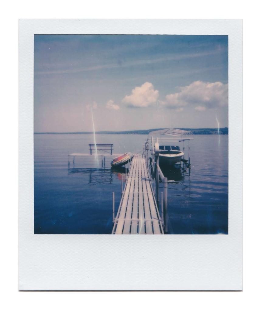 Lake Chautauqua, NY Dock