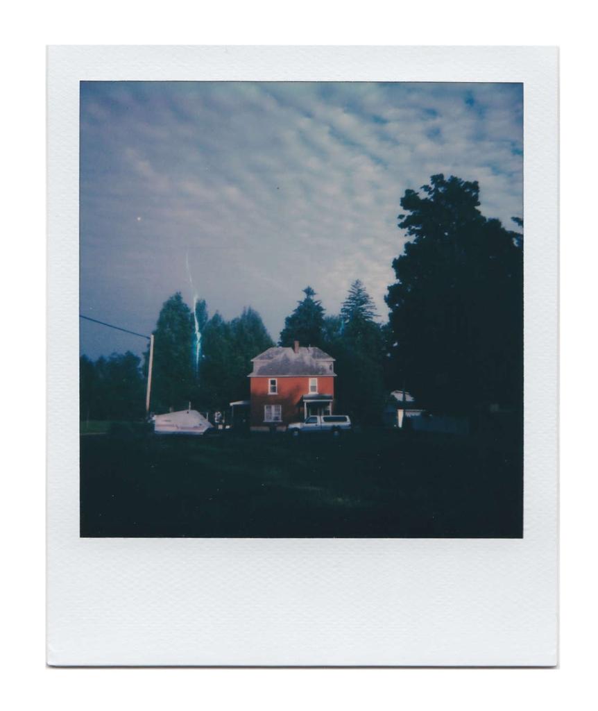 Lake Chautauqua, NY Red House
