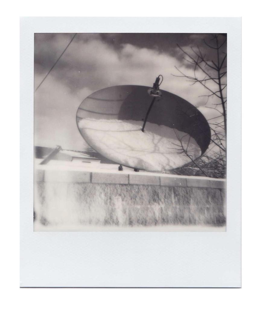 Winter Satellite