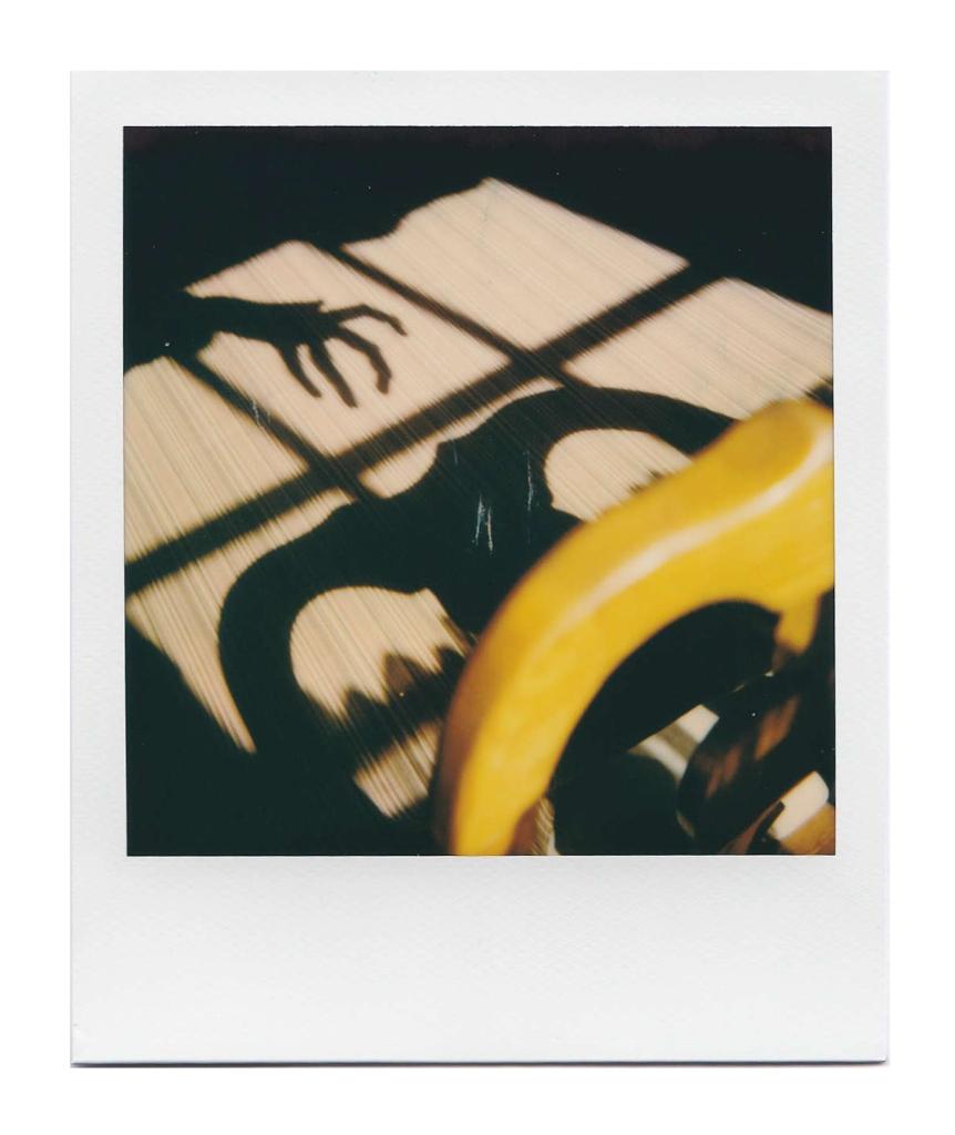 Invasion of the Spooky Polaroid Shadows